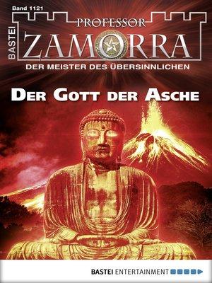 cover image of Professor Zamorra--Folge 1121