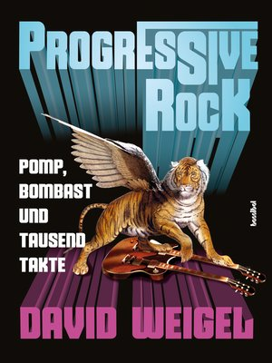 cover image of Progressive Rock