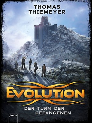 cover image of Evolution (2). Der Turm der Gefangenen