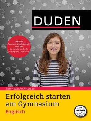 cover image of Erfolgreich starten am Gymnasium--Englisch