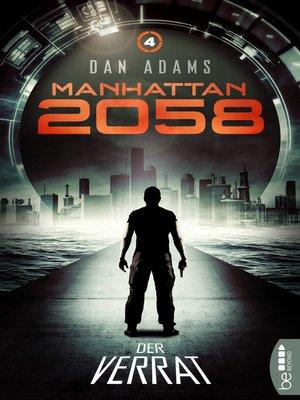 cover image of Manhattan 2058--Folge 4