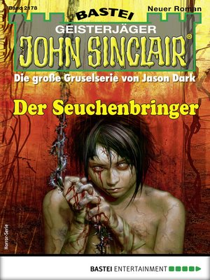 cover image of John Sinclair 2178--Horror-Serie