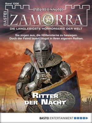 cover image of Professor Zamorra 1206--Horror-Serie