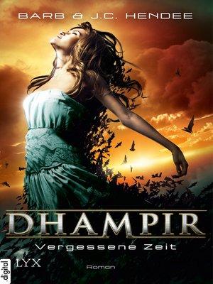 cover image of Dhampir--Vergessene Zeit
