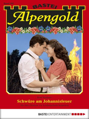 cover image of Alpengold--Folge 185