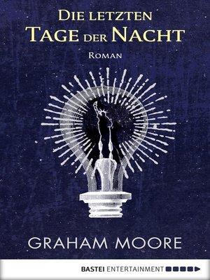 cover image of Die letzten Tage der Nacht