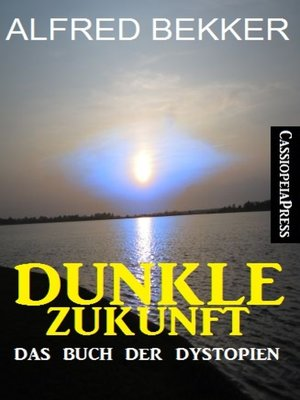 cover image of Dunkle Zukunft