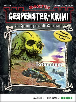 cover image of Gespenster-Krimi 14--Horror-Serie