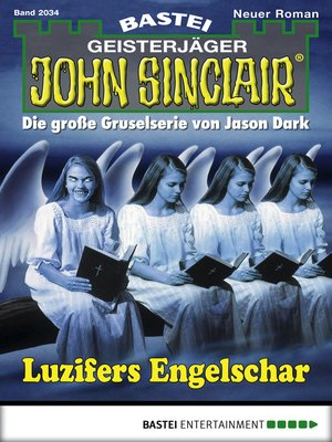 cover image of John Sinclair--Folge 2034