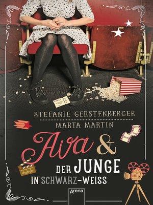 cover image of Ava und der Junge in Schwarz-Weiß