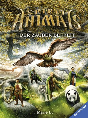 cover image of Spirit Animals, Band 7