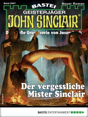 cover image of John Sinclair 2067--Horror-Serie