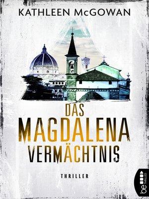cover image of Das Magdalena-Vermächtnis