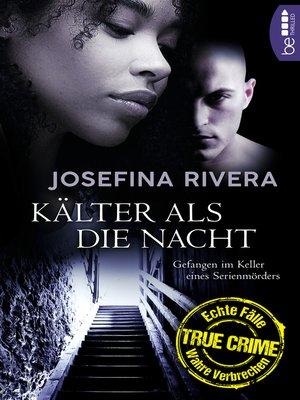 cover image of Kälter als die Nacht