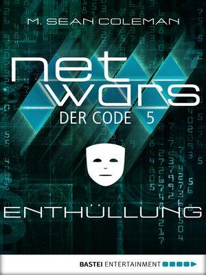cover image of netwars--Der Code 5
