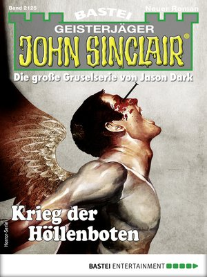 cover image of John Sinclair 2125--Horror-Serie