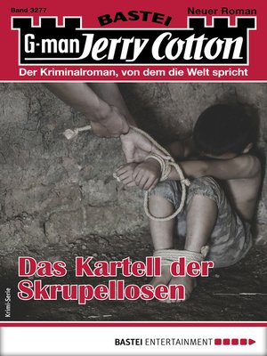 cover image of Jerry Cotton 3277--Krimi-Serie