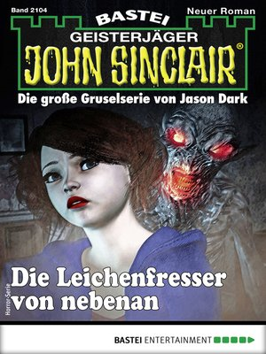 cover image of John Sinclair 2104--Horror-Serie