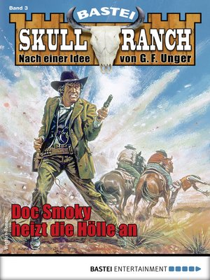cover image of Skull-Ranch 3--Western