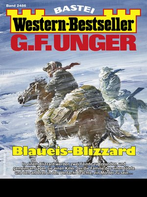 cover image of G. F. Unger Western-Bestseller 2486--Western