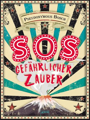 cover image of SOS. Gefährlicher Zauber