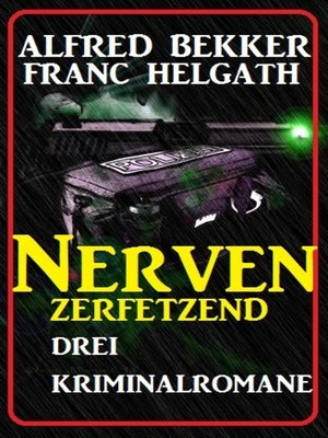 cover image of Nerven zerfetzend