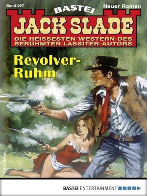 cover image of Jack Slade 897--Western