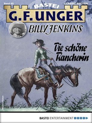 cover image of G. F. Unger Billy Jenkins 65--Western