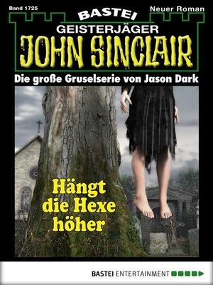 cover image of John Sinclair--Folge 1725