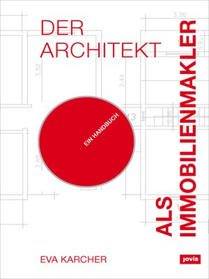 cover image of Der Architekt als Immobilienmakler