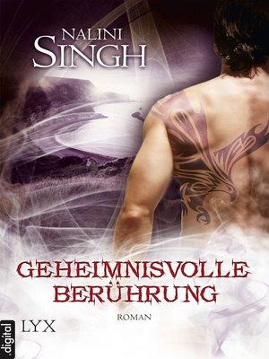 cover image of Geheimnisvolle Berührung