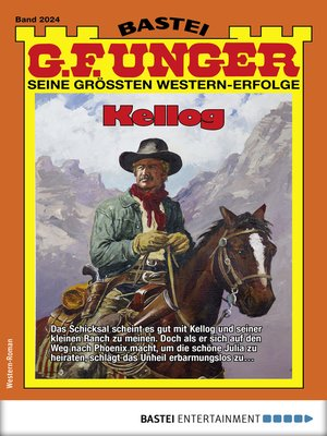 cover image of G. F. Unger 2024--Western
