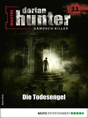 cover image of Dorian Hunter 11--Horror-Serie