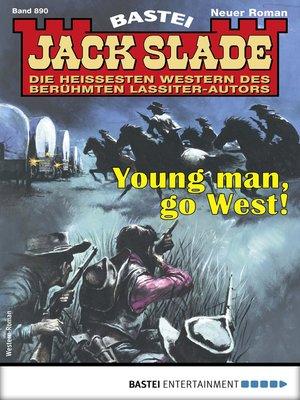 cover image of Jack Slade 890--Western