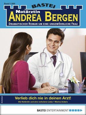 cover image of Notärztin Andrea Bergen 1360--Arztroman