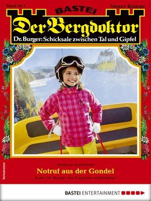 cover image of Der Bergdoktor 2011--Heimatroman