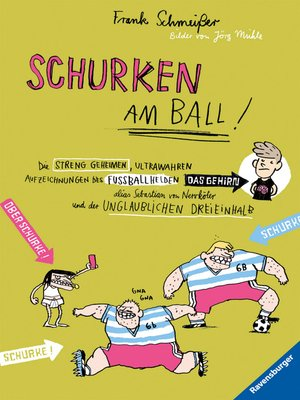 cover image of Schurken am Ball!