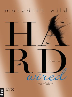 cover image of Hardwired--verführt