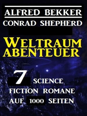 cover image of Weltraum-Abenteuer