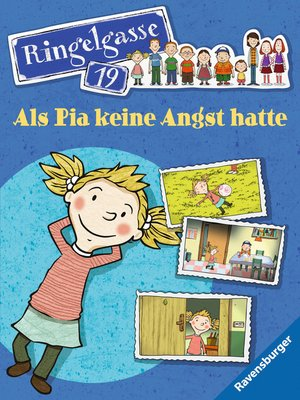 cover image of Ringelgasse 19--Als Pia keine Angst hatte