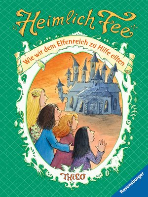 cover image of Heimlich Fee 8