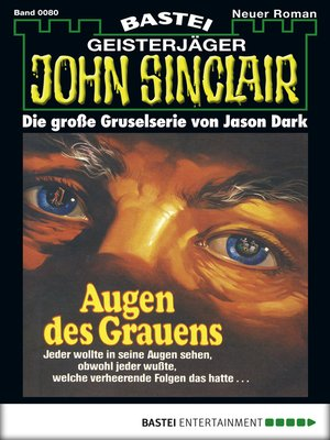 cover image of John Sinclair--Folge 0080