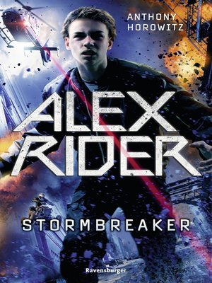 cover image of Alex Rider 1