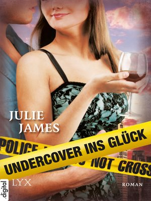 cover image of Undercover ins Glück