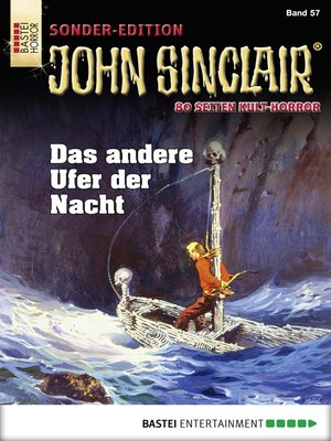 cover image of John Sinclair Sonder-Edition--Folge 057