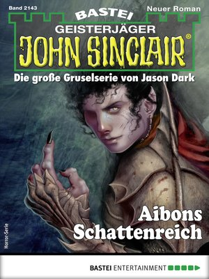 cover image of John Sinclair 2143--Horror-Serie