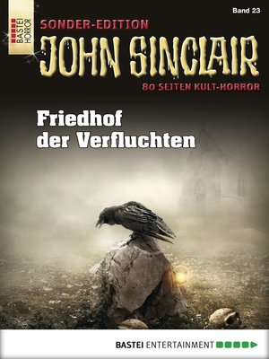 cover image of John Sinclair Sonder-Edition--Folge 023