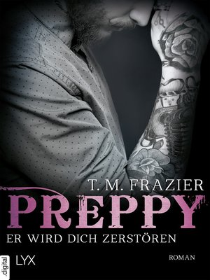 cover image of Preppy--Er wird dich zerstören
