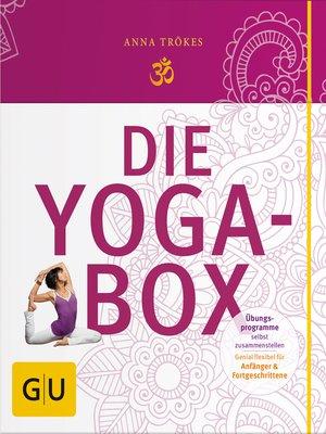 cover image of Die Yogabox