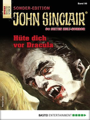 cover image of John Sinclair Sonder-Edition 99--Horror-Serie